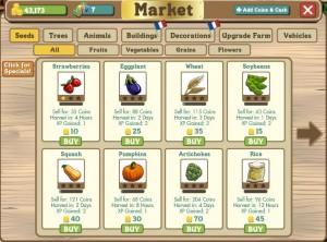 Co se vyplatí pěstovat ve farmville?