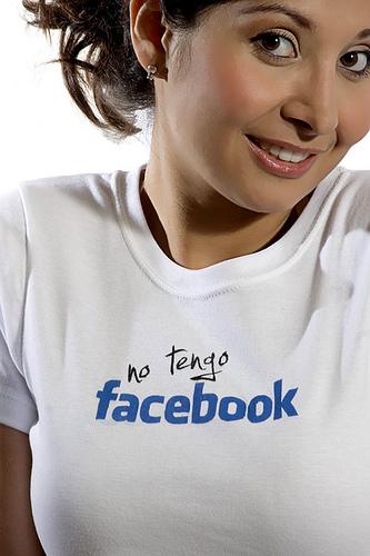 5 důvodů proč nepoužívat facebook