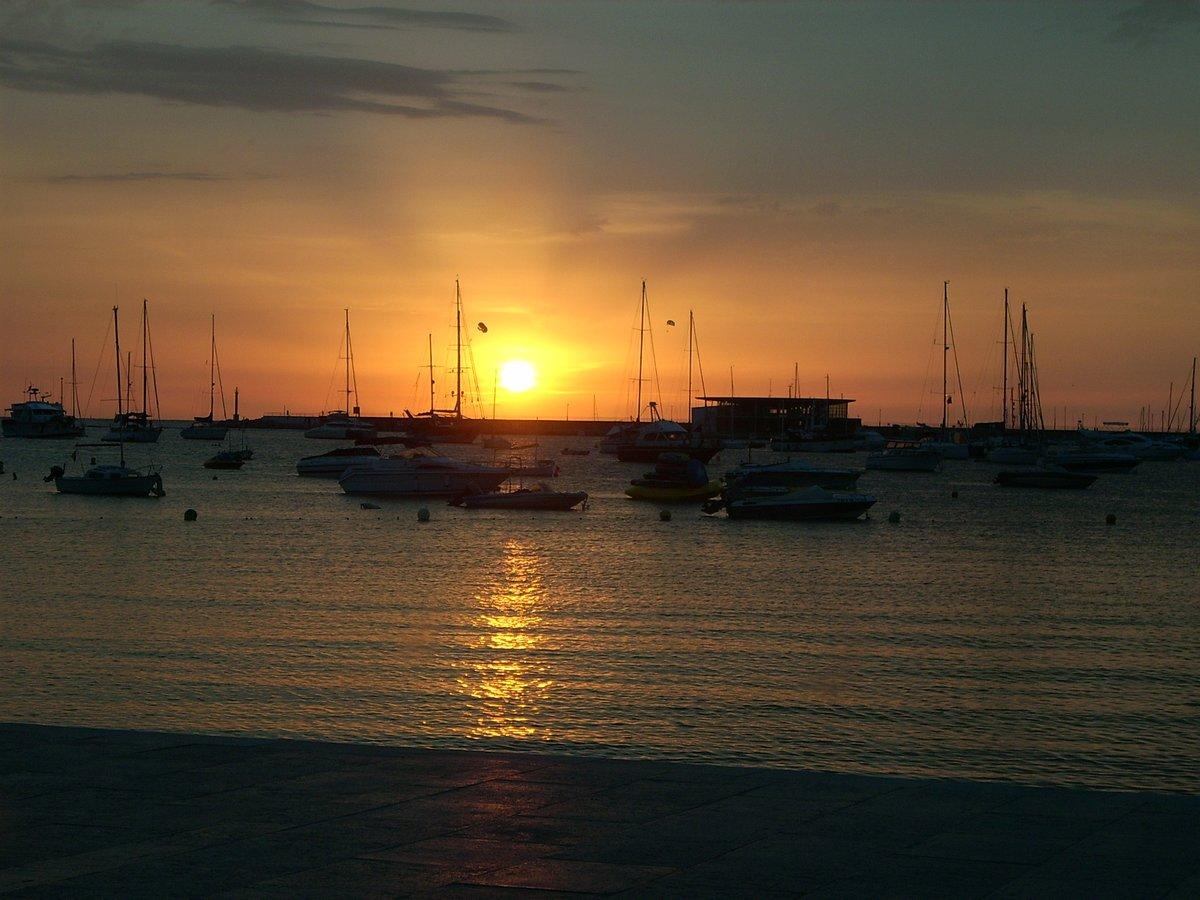 Bahía de San Antonio - opravdová romantická dovolená na Ibize