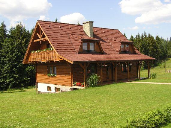 Dřevostavby na klíč - bydlení s nízkými náklady