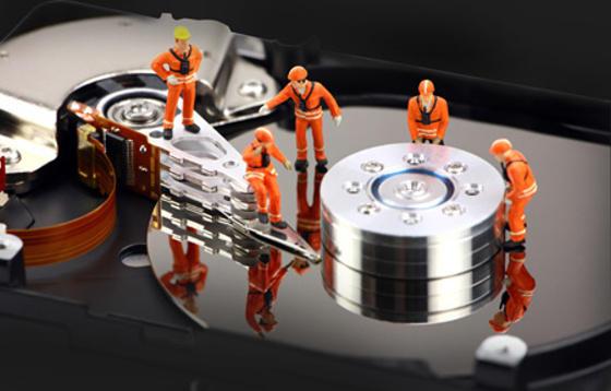 Jak zachránit smazaná data na disku