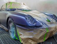 Porsche Paint Paint Shop Color New