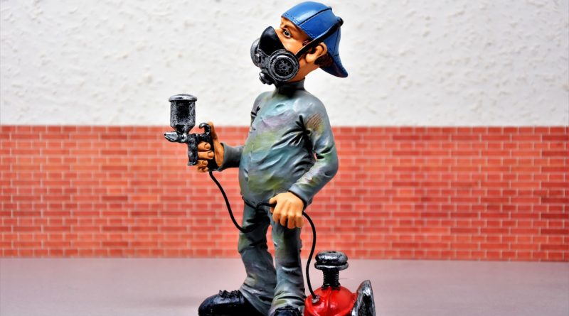 Lackierer Car Painters Paint Spray