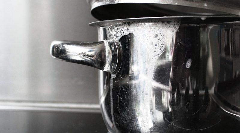 Pot Pan Cooking Overcooking