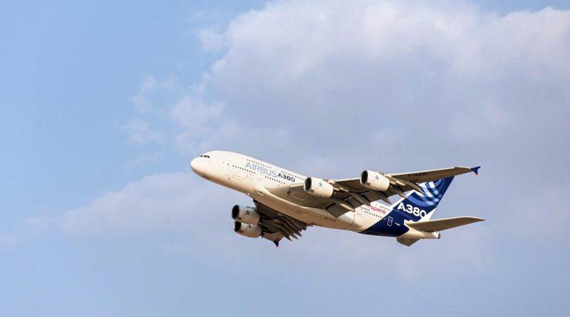 Airbus Aeroplane Airplane Plane  - AhmadArdity / Pixabay