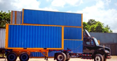 Container Logistics Containers Load  - robergo12 / Pixabay